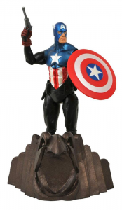 *PREORDER* Marvel Select: CAPTAIN AMERICA by Diamond Select