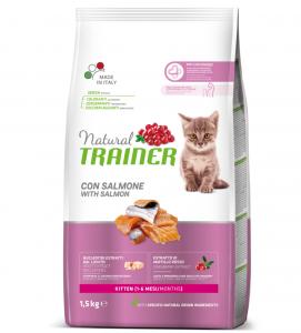 Trainer Natural Cat - Kitten - 1.5kg x 2 sacchi