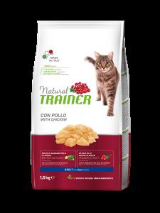 Trainer Natural Cat - Adult - 1.5 kg x 2 sacchi