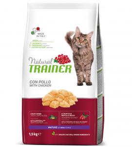 Trainer Natural Cat - Mature - 1.5 kg x 2 sacchi