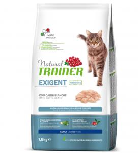 Trainer Natural Cat - Exigent - 1.5 kg x 2 sacchi