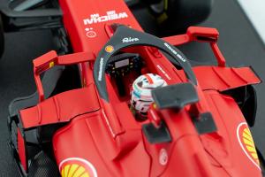 Ferrari F1 SF21 Team Scuderia Ferrari 2021 #16 Charles Leclerc - 1/18 Burago
