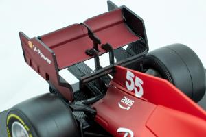 Ferrari F1 Team Scuderia Ferrari SF21 2021 #55 Carlos Sainz - 1/18 Burago