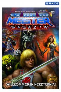 Rivista: Masters of the Universe - Die Welt der Meister Magazin Ausgabe #13 *German Version*