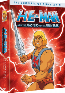 DVD: He-Man & The Masters Of The Universe: Serie Completa 16 dvd
