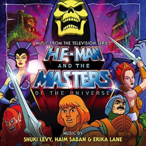 CD: He-Man & The Masters Of The Universe Colonna Sonora (2CD)