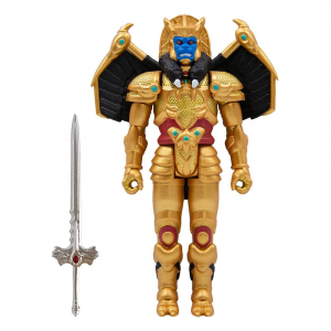 *PREORDER* Power Rangers ReAction: GOLDAR (Mighty Morphin) by Super7