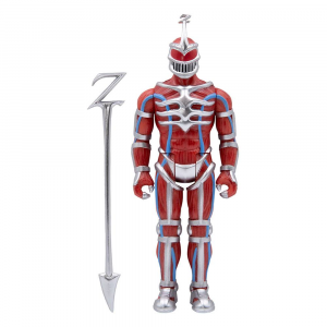 *PREORDER* Power Rangers ReAction: LORD ZEDD (Mighty Morphin) by Super7