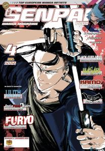 Senpai Plus PACK PLUS 4,5,6 con esclusivo poster omaggio