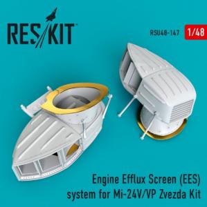 Engine Efflux Screen (EES)