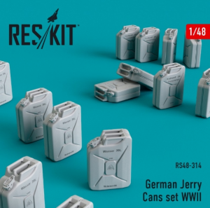 German Jerry Cans