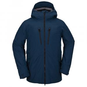 Giacca Snowboard Volcom Mens TDS Gore-Tex Jacket Blue