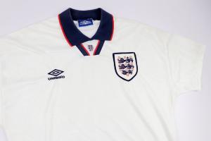 1993-94 Inghilterra Maglia Home L (Top)