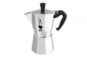 Moka caffettiera espresso restyling 3 tazze