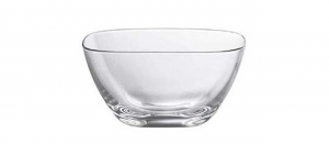 Coppa in vetro trasparente CL 330
