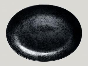 Oval plate Karbon Fusion (6pcs)