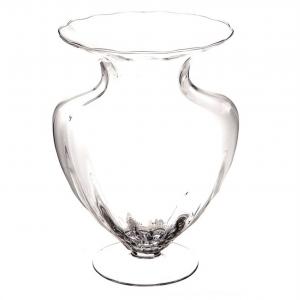 Vaso in vetro ottico