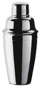 Shaker per Cocktail in Acciaio 50cl