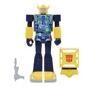 *PREORDER*Transformers Super Cyborg: BUMBLEBEE (Full Color) By Super7