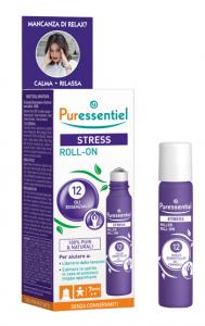 PURESSENTIEL ROLLER STRESS 12 OLII ESSENZIALI 5ML