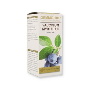 G10+ MIRTILLO ROSSO - 100ML