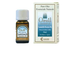 CAMOMILLA ROMANA BIO Olio essenziale - 5ML