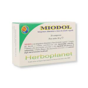 MIODOL 20 CPR BLISTER 10G