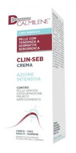 DERMOVITAMINA CALMILENE CLIN-SEB CREMA