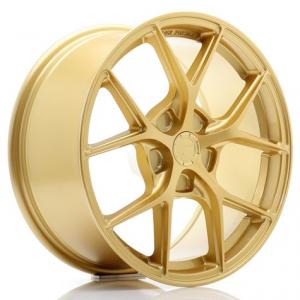 Cerchi in lega  JAPAN RACING  SL01  19''  Width 10   5xBLANK  ET 20-40    Gold