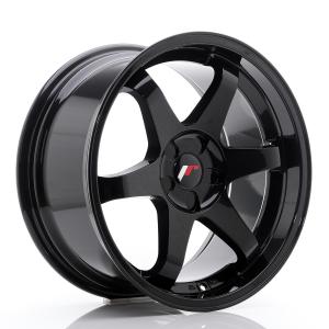 Cerchi in lega  JAPAN RACING  JR3  18''  Width 8   5x100/120  ET 35    Glossy Black
