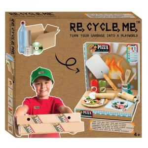 Kit Gioco Bricolage Playworld Pizzeria Re Cycle Me