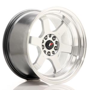 Cerchi in lega  JAPAN RACING  JR12  18''  Width 10   5x114,3/120  ET 0    Hyper Silver