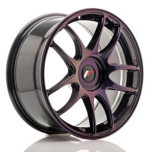 Cerchi in lega  JAPAN RACING  JR29  18''  Width 8,5   BlankxBLANK  ET 40-48    Magic Purple