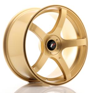 Cerchi in lega  JAPAN RACING  JR32  18''  Width 8,5   5xBLANK  ET 20-38    Gold