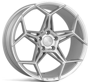 Cerchi in lega  VEEMANN  V-FS40  19''  Width 8.5   5x108  ET 45    Silver-Machined