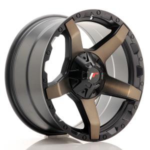 Cerchi in lega  JAPAN RACING  JRX5  18''  Width 9   6x139,7  ET 20    Titanium Black