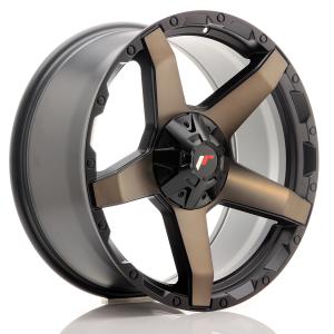 Cerchi in lega  JAPAN RACING  JRX5  20''  Width 9   6x139,7  ET 20    Titanium Black