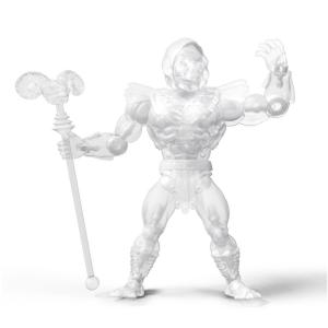 Masters of the Universe ORIGINS Art of Engineering: SKELETOR clear by Mattel