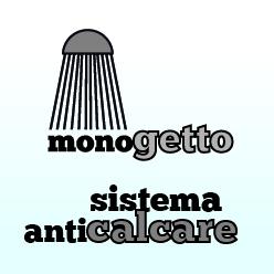 DOCCETTA IDROMASSAGGIO ANTICALCARE MONOGET                             Cromo