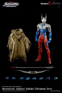 *PREORDER* Ultraman Zero - The Chronicle: ULTRAMAN ZERO (Akinori Takaki) 1/6 by ThreeZero