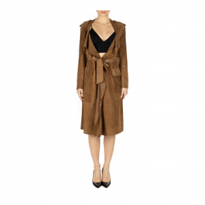 TRENCH SUEDE