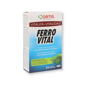 FERRO VITAL PLUS - 24CPR