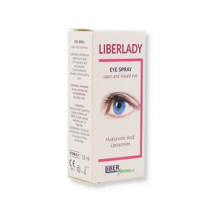 LIBERLADY SPRAY OCULARE 10ML