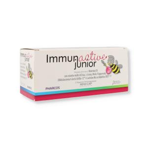 IMMUNACTIVE JUNIOR PHARCOS 21 FIALE X 10ML