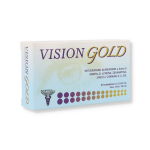 VISION GOLD 30 CPR