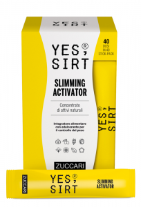 YES SIRT ACTIVATOR 40STICKPACK