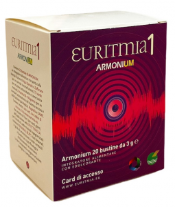EURITMIA 1 ARMONIUM - 20 BUSTE + CAR