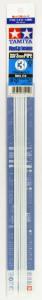 Clear Plastic Beam 3mm Tubo
