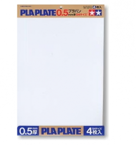 Pla-plate 0.5mm