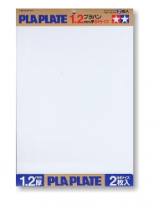 PLA-PLATE 1,2mm